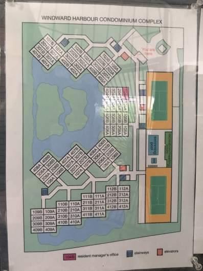 Windward Harbour - Notice - 2016 - Windward Harbour Community Diagram